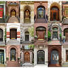 Doors of Back Bay