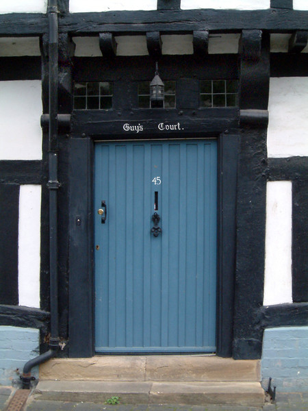 Guy's Court, Warwick 2005