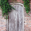 Wooden door, Torquay 2009