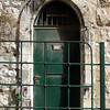 Barracks Door, Russian Compound, Jerusalem 2009