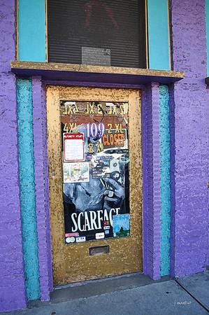 Downtown Doorways