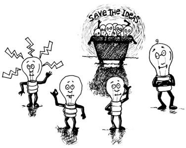 Save the Ideas