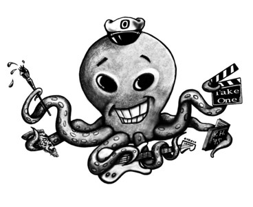 Talented Octopus