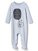 babyGap &#124 Disney Baby Dumbo double-face footed one-piece - wind blue