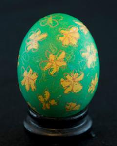 Easter eggs, Lori Stotko artist
