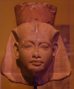 Head of King Tutankhamen IMG_9039
