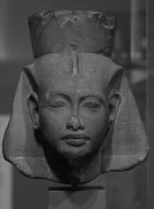 Head of King Tutankhamen IMG_9036
