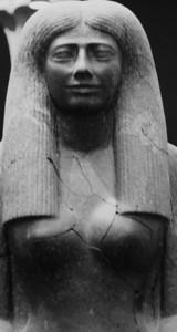 Statue of Lady Sennuwy IMG 9056