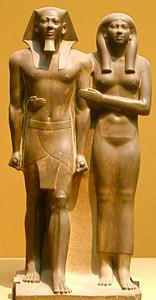 King Menkaura (Mycerinus) and queen IMG_9072