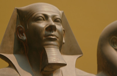 King Menkaura (Mycerinus) and queen IMG_9075
