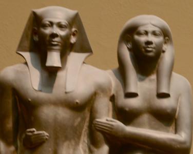 King Menkaura (Mycerinus) and queen IMG_9073