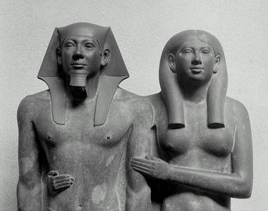 King Menkaura (Mycerinus) and queen6