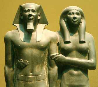 King Menkaura (Mycerinus) and queen IMG_9069