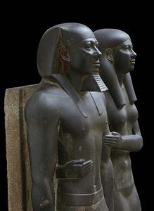 King Menkaura (Mycerinus) and queen5