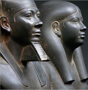 King Menkaura (Mycerinus) and queen3