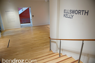 Ellsworth Kelly at the Phillips Collection
