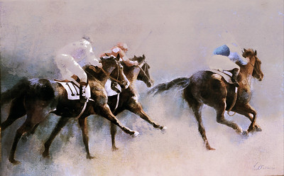 Third Race, private collection
