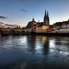 Regensburg - First Winter Days