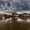 Summer Storm over Regensburg