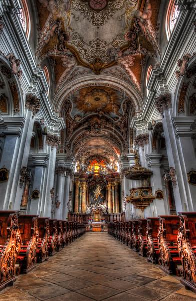 Rohr Abbey in Bavaria I