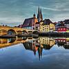 Regensburg - Spring Symmetry