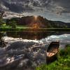 The Fishermans Boat at the Regen