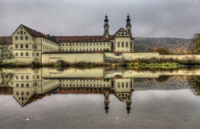 Pielenhofen Abbey - at the River Naab