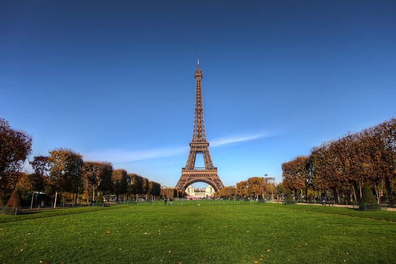 Eiffel Tower 2 - November