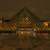 Pyramide du Louvre 1 - Louvre Paris - Night