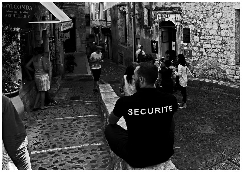 Security - Vence France