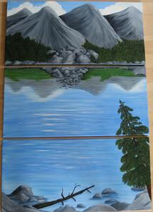 Rocky Moutain Lake