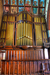 Bates College Chapel Organ #322789