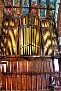 Bates College Chapel Organ #322789