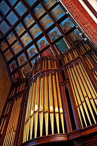 Bates College Chapel Organ #3289