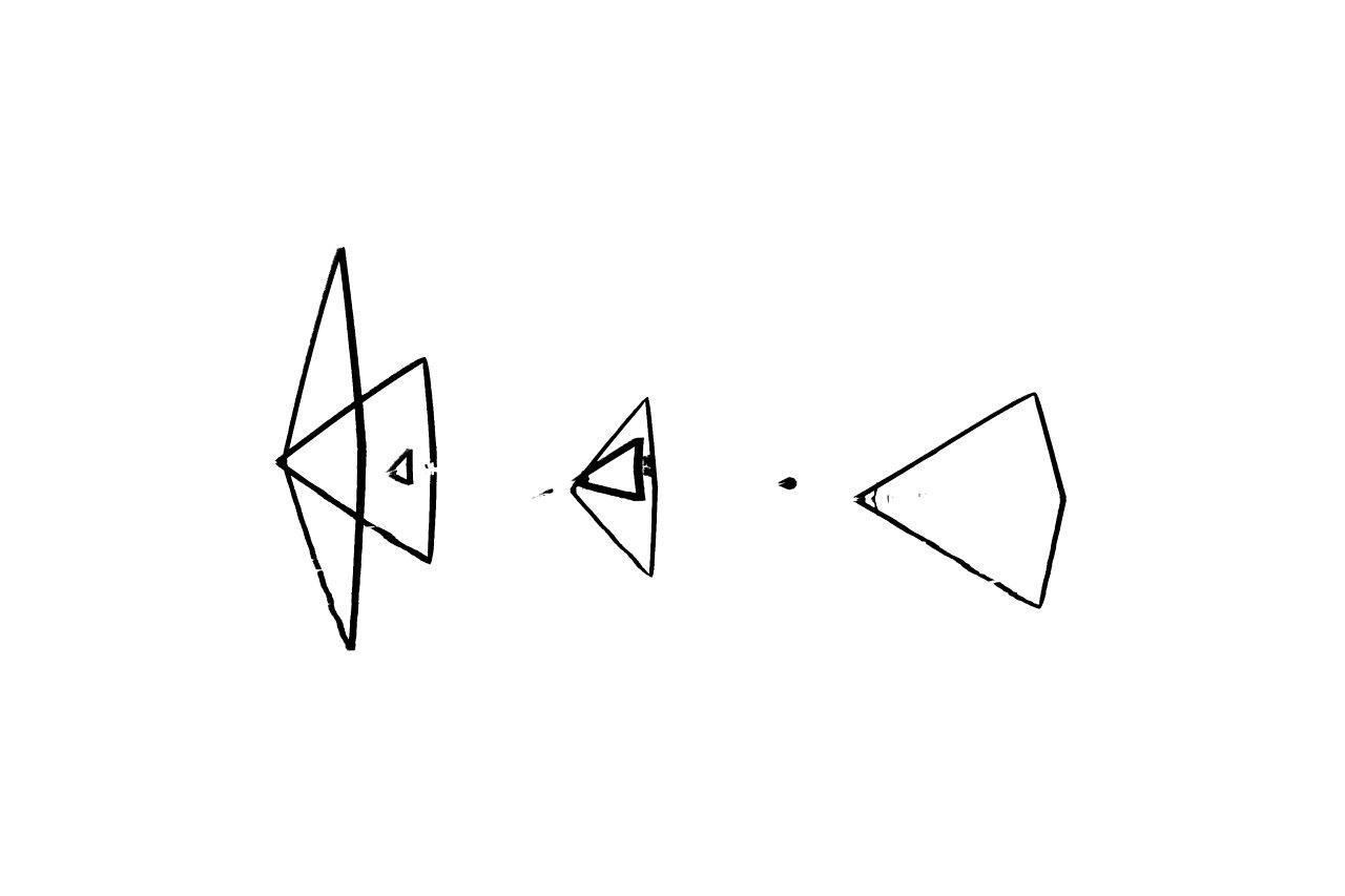 Cat fish tails #13 9226 b&wN
