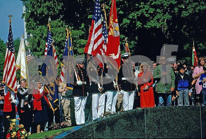 Remembering the Vietnam War will hopefully prevent future wars. WA