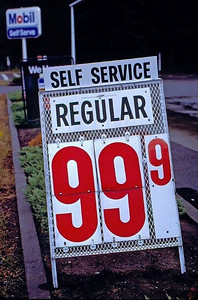 Americans dream of the good old days when gas was less than a dollar a gallon.
