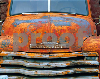 Even an old rusty Chevy is better than none. WA
