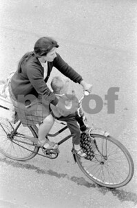 Mother child bike 712414A