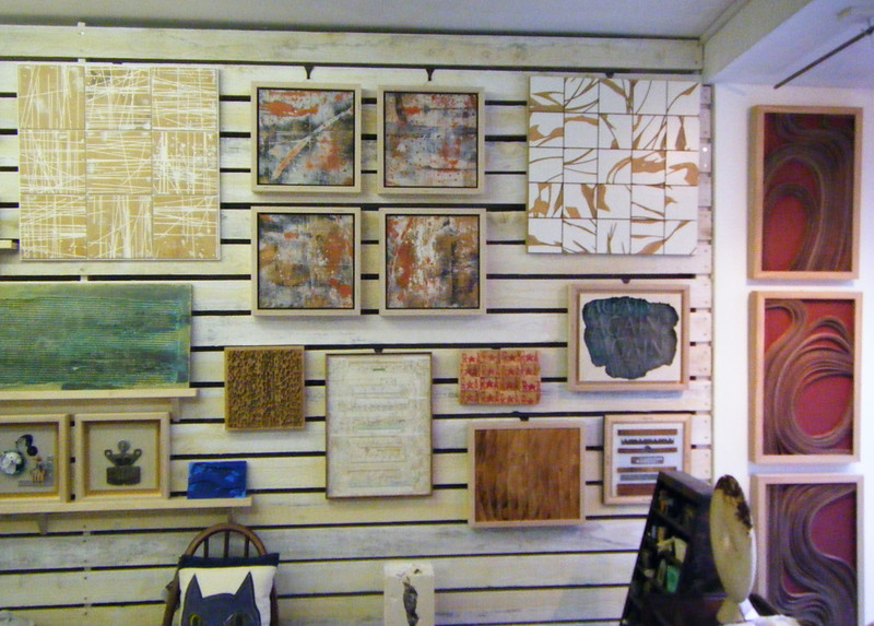 Bamber Hawes ~ February exhibition 2013