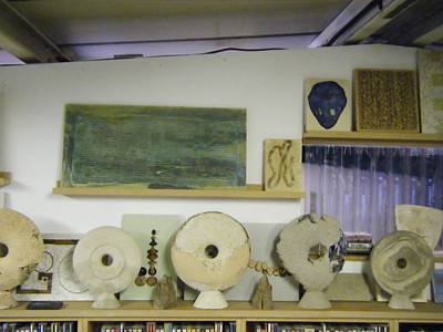 Bamber Hawes ~ Studio exhibition 2012