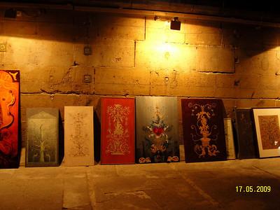 Expo  Grotesques CHU Bicêtre mai2009