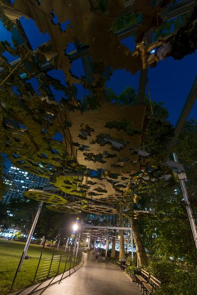 FATA MORGANA AT NIGHT - 15 AUG 2015