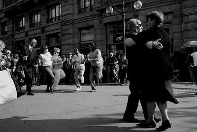 MILANO (dansen in Milaan)  foto Jaap Reedijk