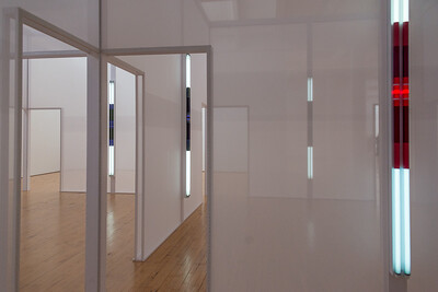 Robert Irwin:  Excursus: Homage to the Square3