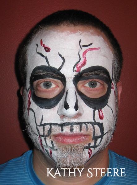 Bleeding Skull