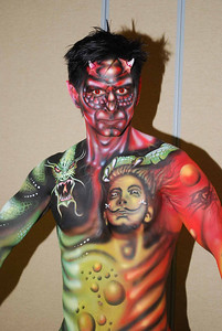 Face and Body Art International Convention 2009_0024