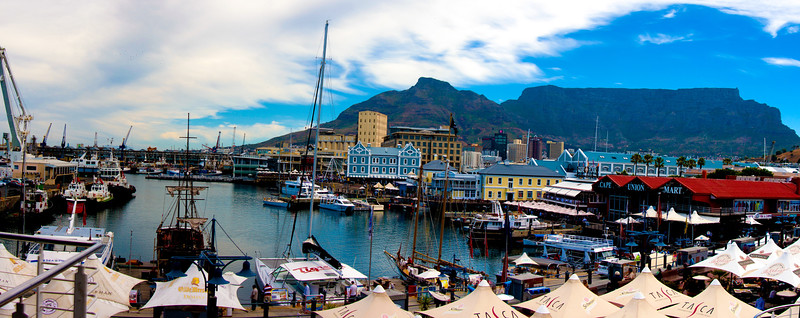 The Waterfront @ Cape Town, South Africa