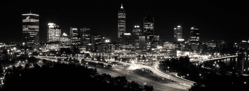 Perth @ Night