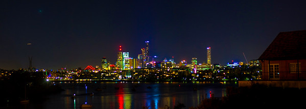 Brisbane Night @ Hamilton
